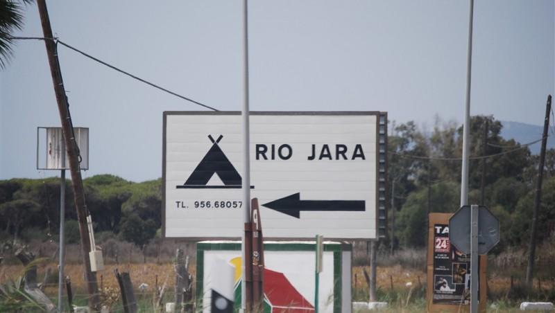 Wind report Tarifa - Valdévarquero - Espagne (ES) 2012-08-13 17:00:00