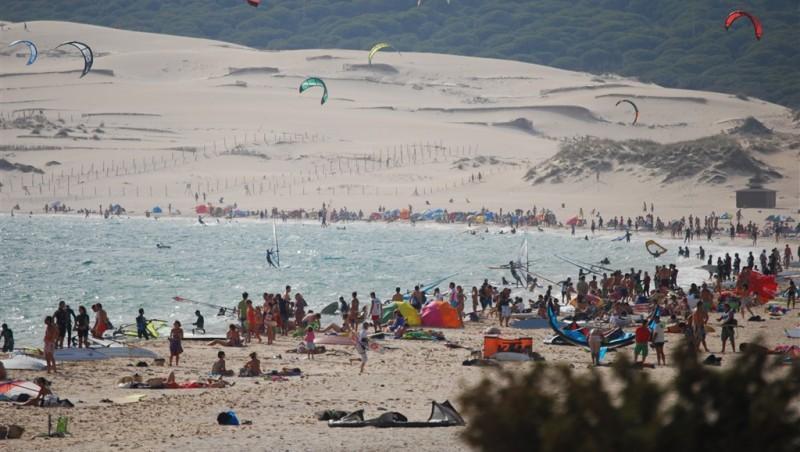 Wind report Tarifa - Valdévarquero - Espagne (ES) 2012-08-14 12:00:00