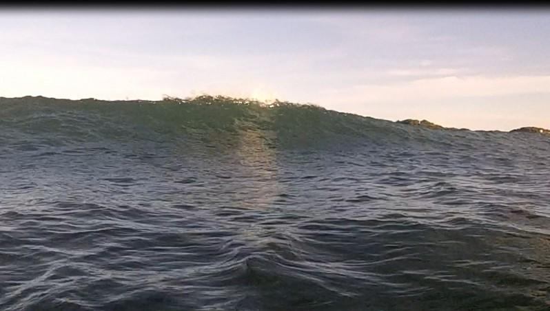 Surf report Beaulieu sur Mer - Niven - France (06) 2012-09-03 17:00:00