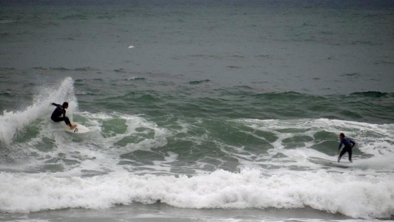 Surf report Les Sables-d'Olonne - Grande Plage - France (85) 2012-08-02 15:00:00