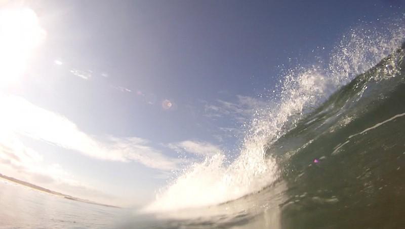 Surf report Montalivet - France (33) 2012-09-17 09:00:00