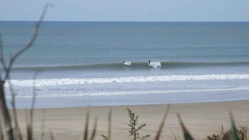 Surf report Montalivet - France (33) 2012-09-20 12:00:00