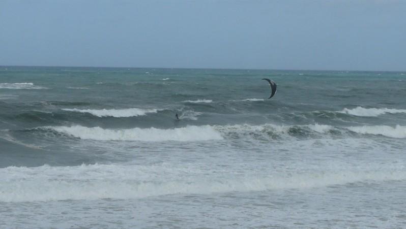 Wind report L'Uhabia - France (64) 2012-09-24 12:00:00