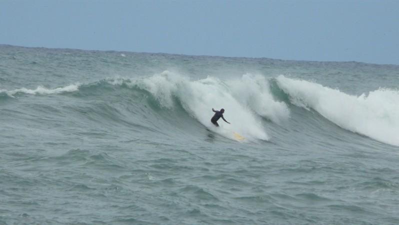 Surf report Lafiténia - France (64) 2012-09-26 17:00:00