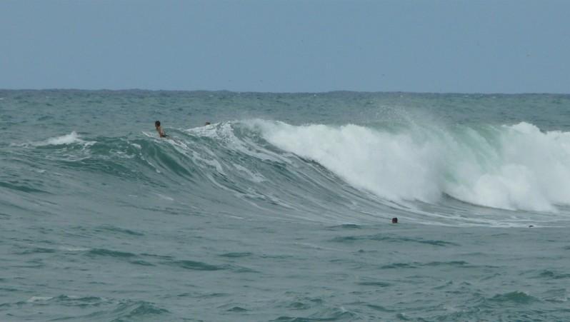 Surf report Lafiténia - France (64) 2012-09-26 17:00:00
