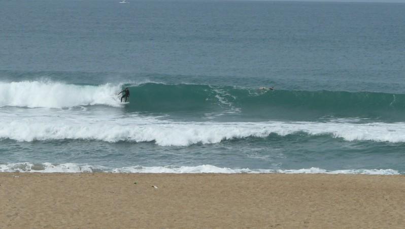Surf report Anglet La Madrague - France (64) 2012-09-28 14:00:00