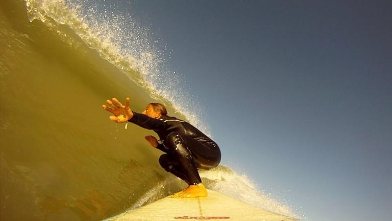 Surf report Montalivet - France (33) 2012-09-30 09:00:00