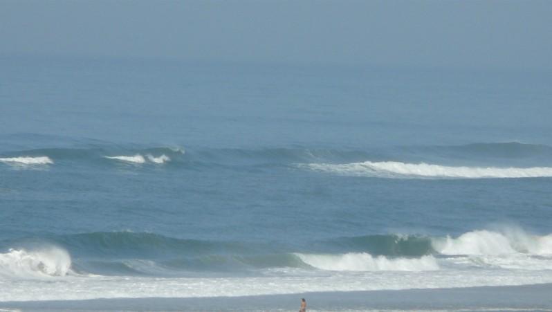 Surf report Le Truc vert - France (33) 2012-10-05 13:00:00