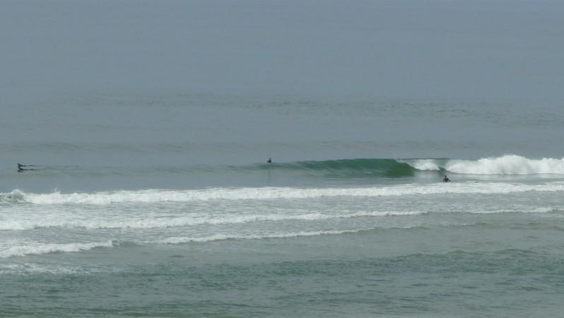 Surf report Cap de l'Homy - France (40) 2012-10-06 14:00:00
