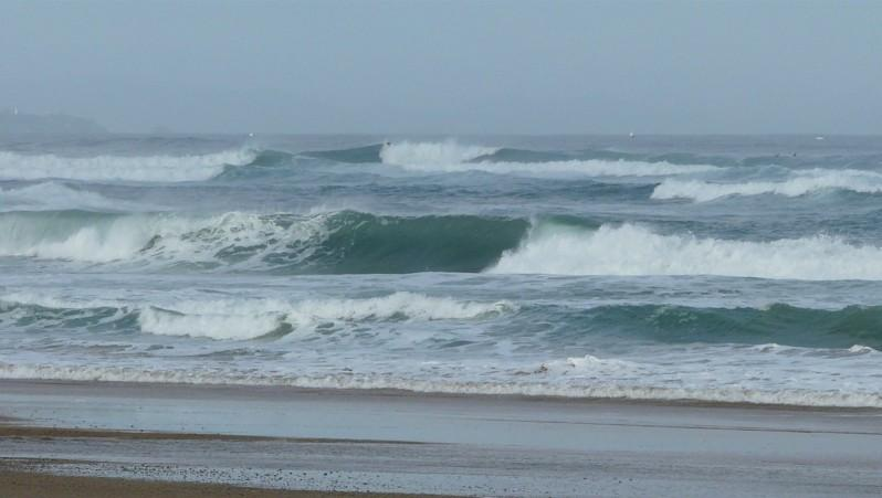Surf report Guethary Parlementia - France (64) 2012-10-13 12:00:00