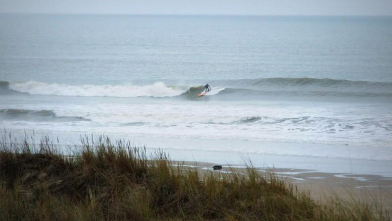 Surf report Montalivet - France (33) 2012-10-20 12:00:00
