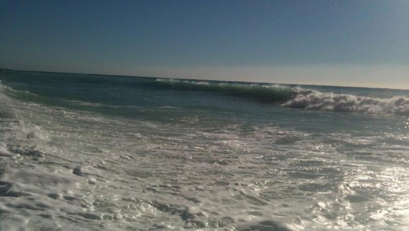 Surf report Menton - Baie du Soleil - France (06) 2012-11-01 08:00:00