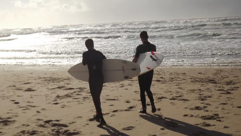 Surf report Plage des Dunes - France (85) 2012-11-01 14:00:00