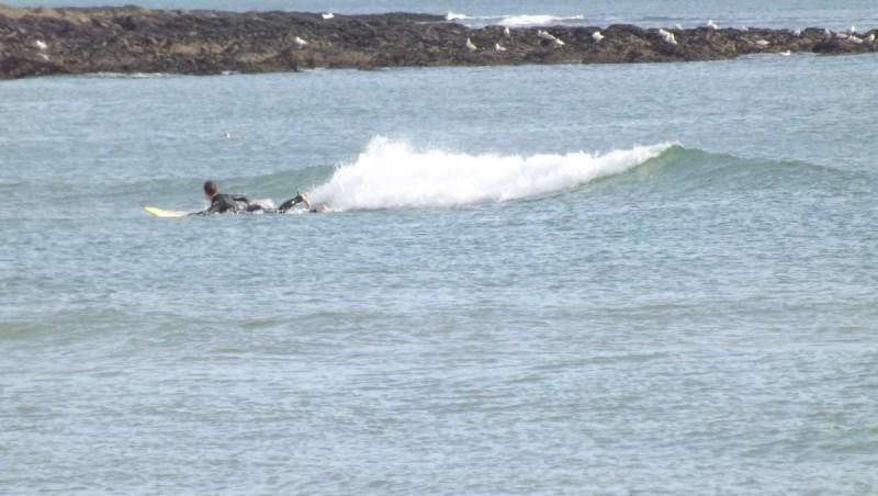 Surf report Guidel-Plage - France (56) 2012-09-06 12:00:00