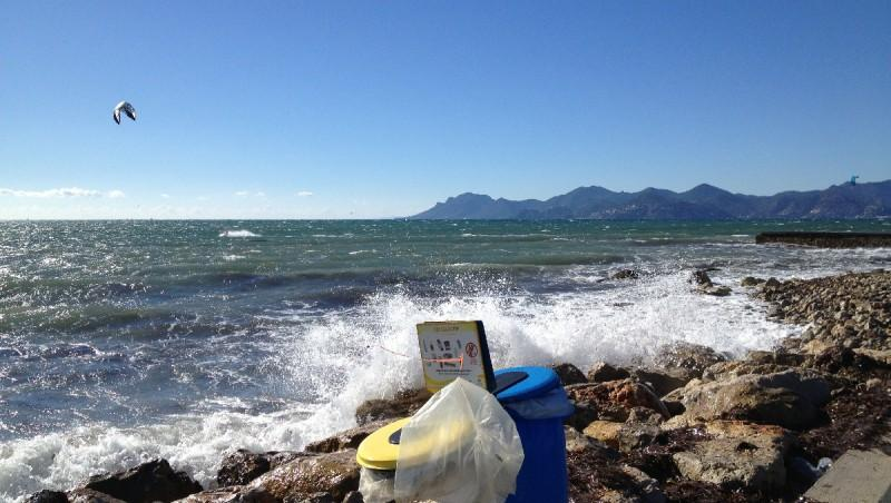 Wind report Cannes - Palm Beach - France (06) 2012-11-01 12:00:00