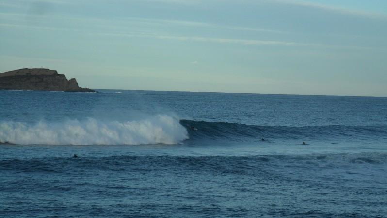 Surf report Mundaka - Espagne (ES) 2012-11-02 12:00:00
