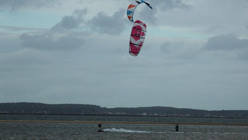 Wind report Arcachon - Les Arbousiers - France (33) 2012-11-04 14:00:00