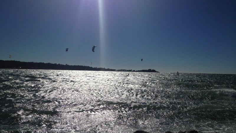 Wind report Cannes - Palm Beach - France (06) 2012-11-05 12:00:00