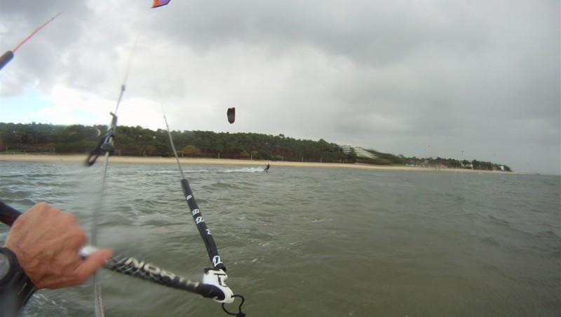 Wind report Arcachon - Les Arbousiers - France (33) 2012-11-05 13:00:00