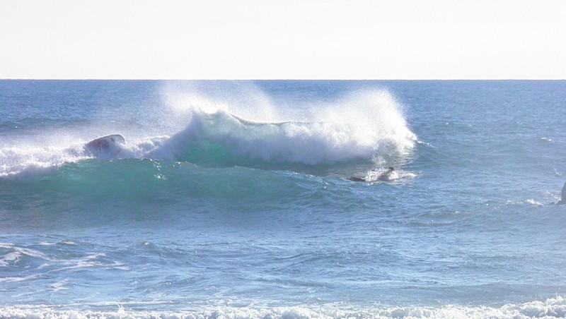 Surf report Carro - France (13) 2012-11-11 14:00:00