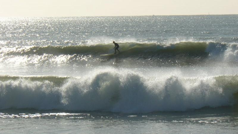 Surf report Les Grenettes - France (17) 2012-11-11 12:00:00