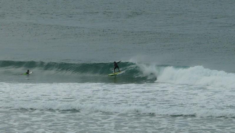 Surf report Biscarrosse Plage - France (40) 2012-11-09 12:00:00