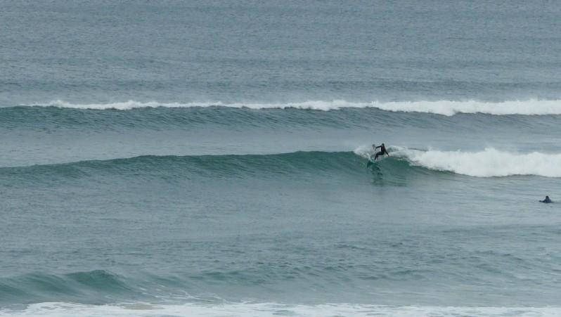 Surf report Biscarrosse Plage - France (40) 2012-11-09 12:00:00