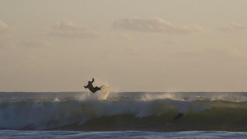 Surf report Les Sables-d'Olonne -  Le Tanchet - France (85) 2012-11-11 15:00:00