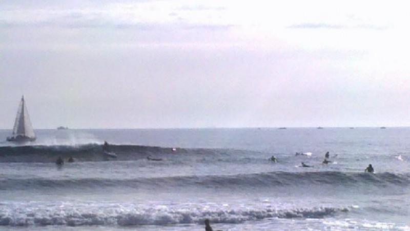 Surf report Carro - France (13) 2012-11-14 12:00:00