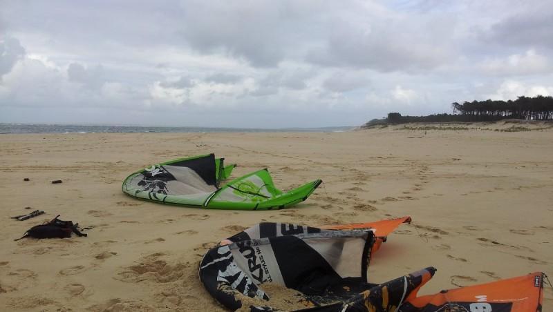 Wind report La Lagune - France (33) 2012-11-26 12:00:00