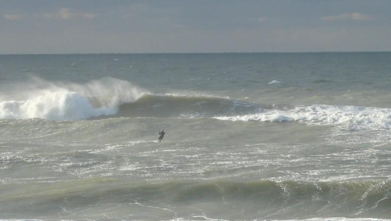 Wind report Lacanau Océan - La Nord - France (33) 2012-11-28 14:00:00