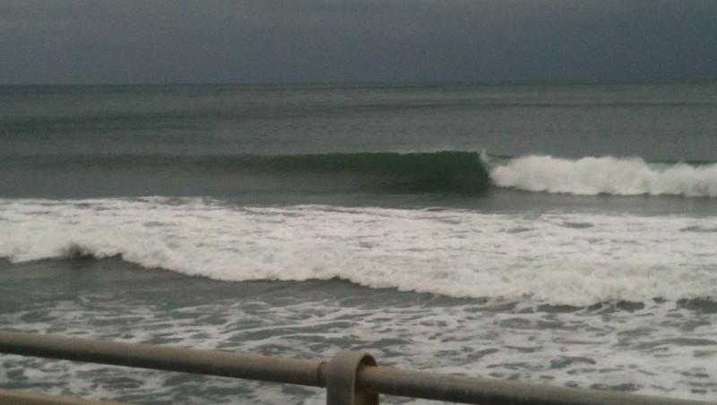 Surf report Vintimille - Italie (IT) 2012-11-30 11:00:00