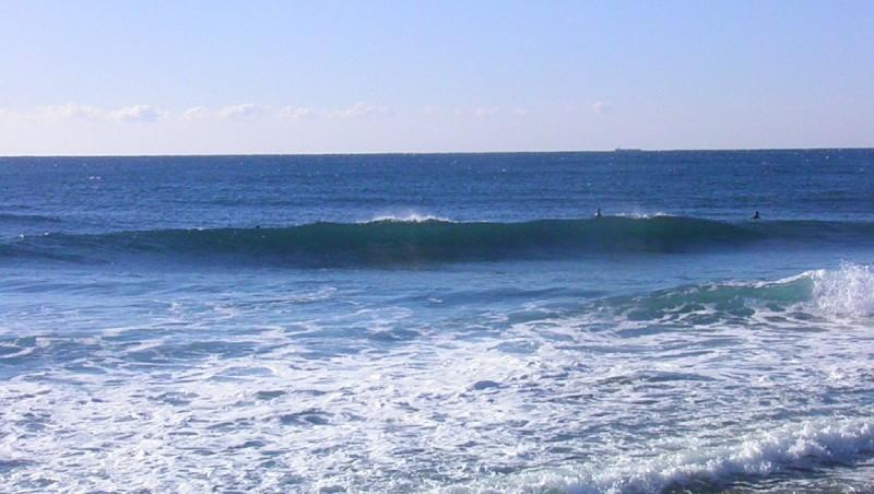Surf report Sausset les Pins - Plage du Port - France (13) 2012-12-02 09:00:00