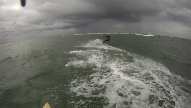 Wind report La Lagune - France (33) 2012-12-02 13:00:00