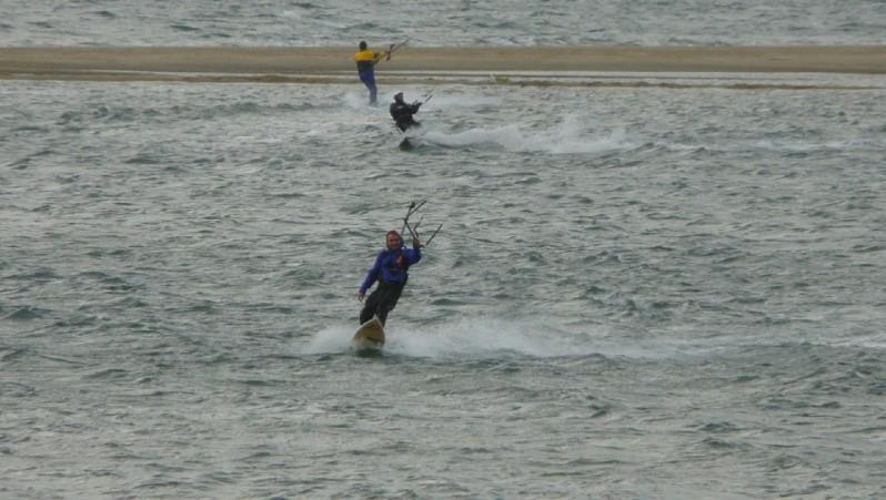 Wind report Arcachon - Les Arbousiers - France (33) 2012-12-03 15:00:00