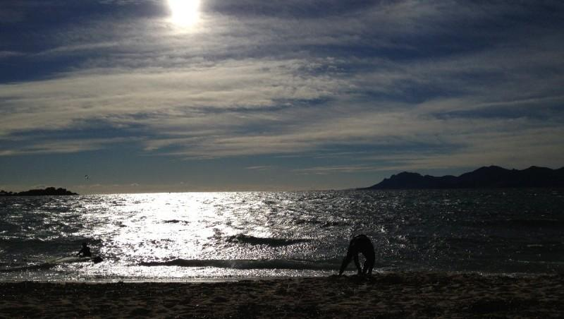 Wind report Cannes - Palm Beach - France (06) 2012-12-05 13:00:00