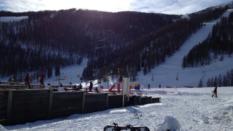 snow report Auron - France (06) 2012-12-08 10:00:00