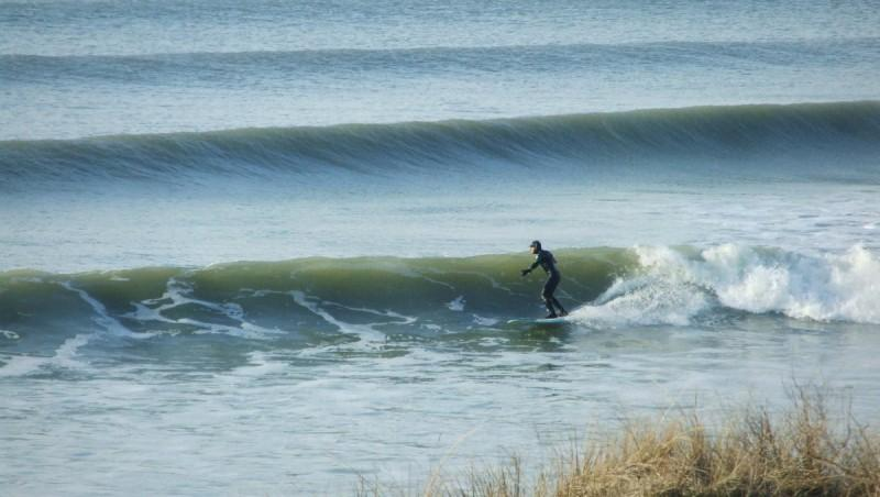 Surf report Montalivet - France (33) 2012-12-11 14:00:00