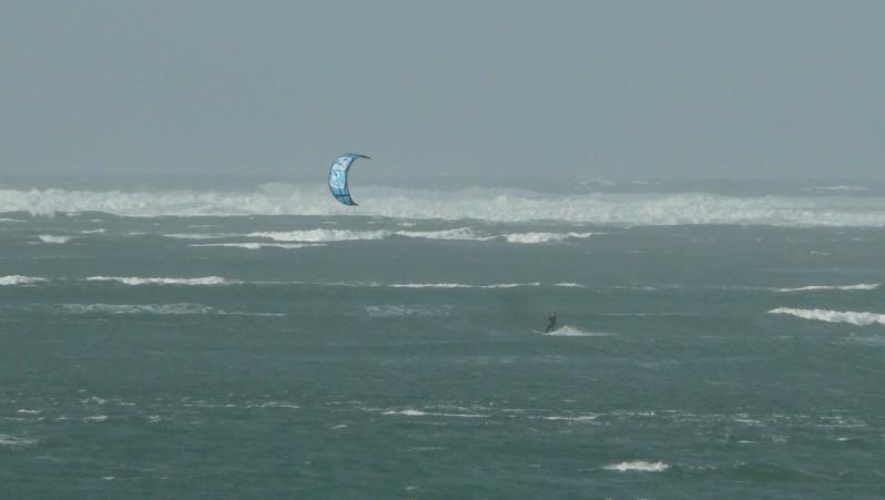 Wind report La Lagune - France (33) 2012-12-17 13:00:00