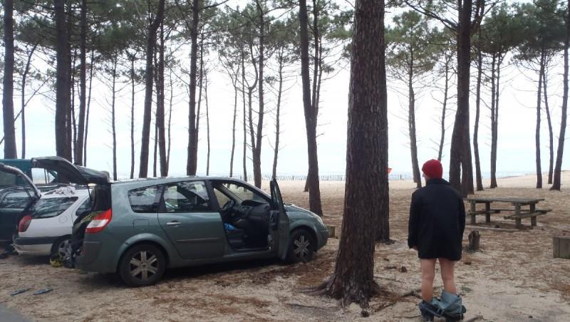 Wind report La Lagune - France (33) 2012-12-29 12:00:00