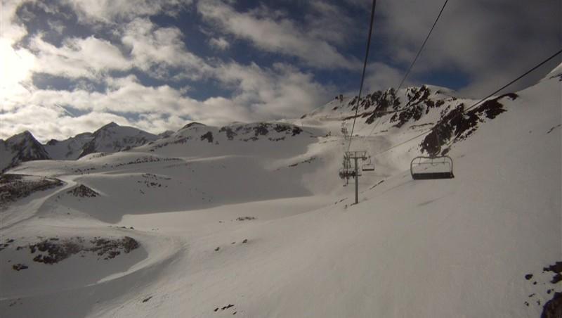 Snow report Peyragudes - France (65) 2012-12-30 10:00:00