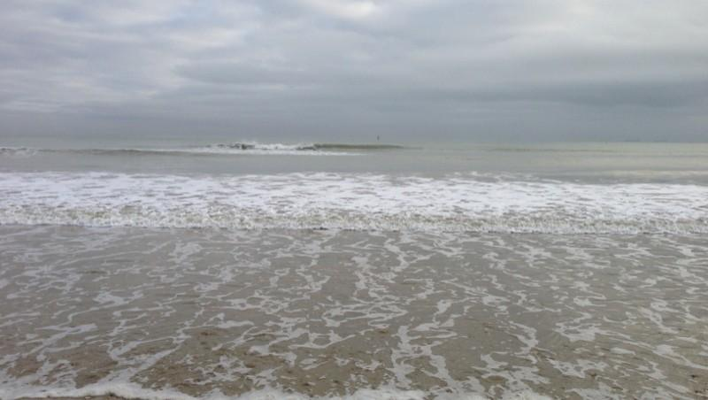 Surf report Rivedoux - France (17) 2013-01-03 15:40:00