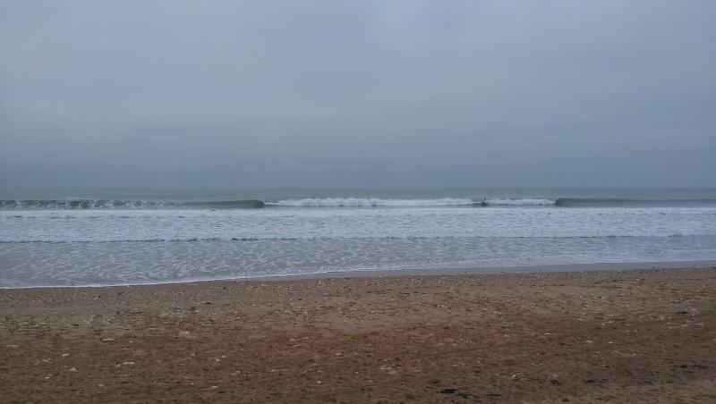 Surf report Vert Bois - France (17) 2013-01-04 10:00:00