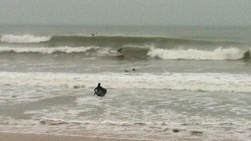 Surf report Vert Bois - France (17) 2013-01-05 15:14:00