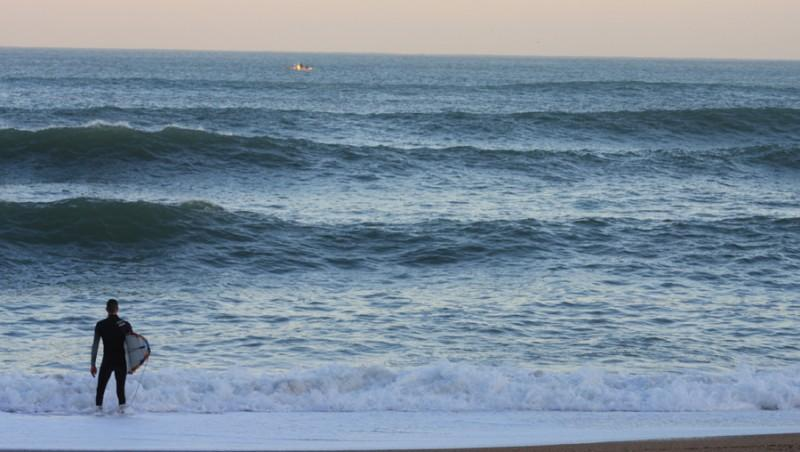 Surf report Biarritz - Grande Plage - France (64) 2013-02-16 08:30:00