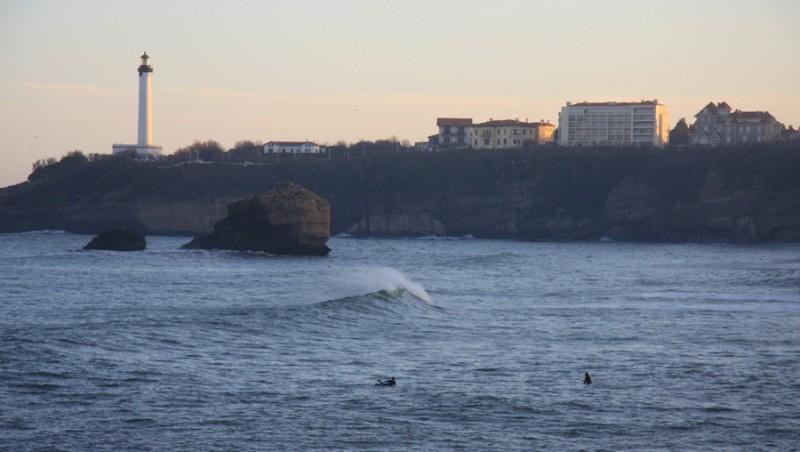 Surf report Biarritz - Grande Plage - France (64) 2013-02-16 08:30:00