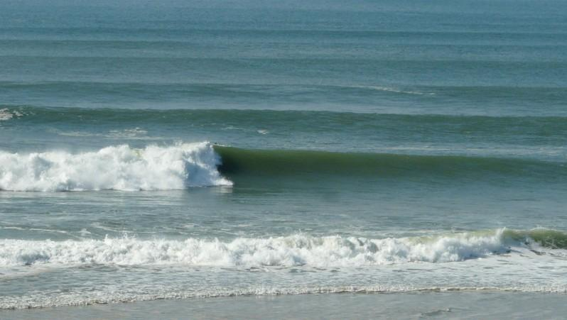 Surf report Seignosse - Les Bourdaines - France (40) 2013-02-19 13:00:00