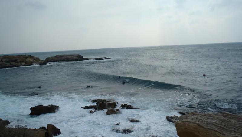 Surf report L'Arquet - France (13) 2013-02-24 11:00:00