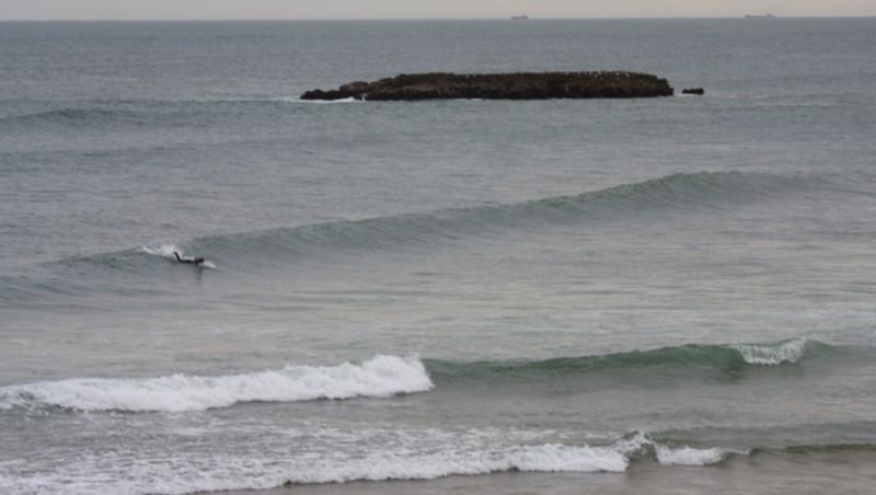 Surf report Biarritz - Grande Plage - France (64) 2013-03-09 08:30:00