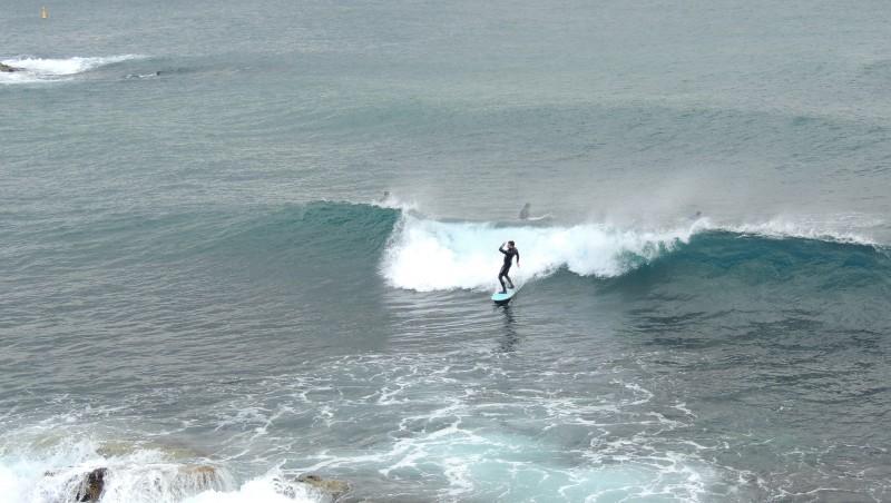Surf report L'Arquet - France (13) 2013-03-30 15:00:00